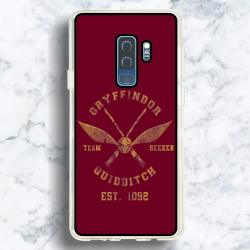 Funda Galaxy S9 Plus griffindor quidditch