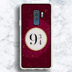 Funda Galaxy S9 Plus harry potter andén