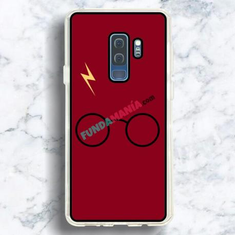 Funda Galaxy S9 Plus harry potter red edition
