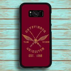 Funda Galaxy S8 griffindor quidditch