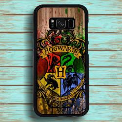 Funda Galaxy S8 harry potter escudo