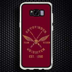 Funda Galaxy S8 Plus griffindor quidditch