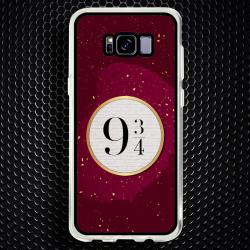 Funda Galaxy S8 Plus harry potter andén