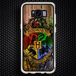 Funda Galaxy S8 Plus harry potter escudo