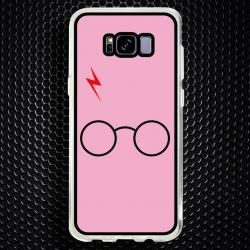 Funda Galaxy S8 Plus harry potter pink edition