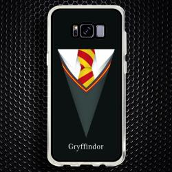 Funda Galaxy S8 Plus uniforme hogwarts