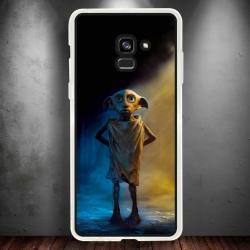 Funda Galaxy A8 2018 dobby harry potter