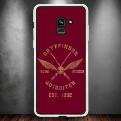 Funda Galaxy A8 2018 griffindor quidditch
