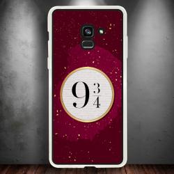 Funda Galaxy A8 2018 harry potter andén