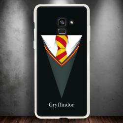 Funda Galaxy A8 2018 uniforme hogwarts