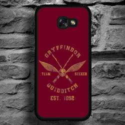 Funda Galaxy A5 2017 griffindor quidditch