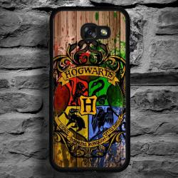 Funda Galaxy A5 2017 harry potter escudo