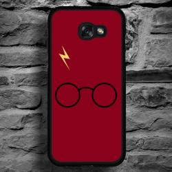 Funda Galaxy A5 2017 harry potter red edition