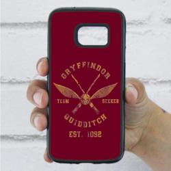 Funda Galaxy S7 griffindor quidditch