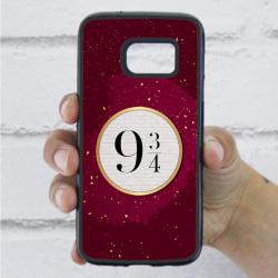 Funda Galaxy S7 harry potter andén