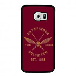 Funda Galaxy S6 Edge griffindor quidditch