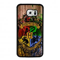 Funda Galaxy S6 Edge harry potter escudo