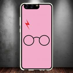 Funda Huawei P10 harry potter pink edition