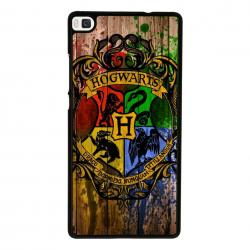 Funda Huawei P8 Lite harry potter escudo