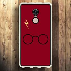 Funda Xiaomi Redmi Note 4 harry potter red edition