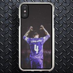 Funda Iphone X capitán ramos