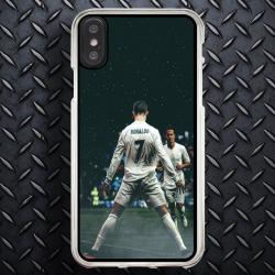 Funda Iphone X cr7 celebración