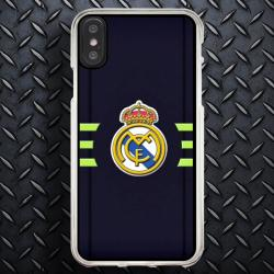 Funda Iphone X real madrid líneas