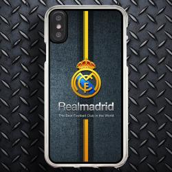 Funda Iphone X real madrid