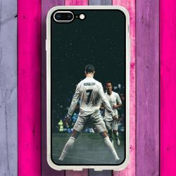 Funda Iphone 8 Plus cr7 celebración