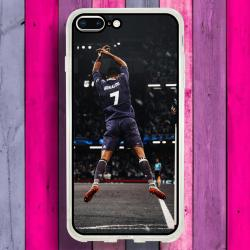 Funda Iphone 8 Plus cr7 gol