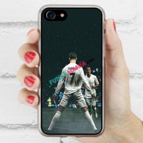 Funda Iphone 7 cr7 celebración