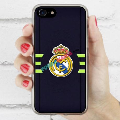 Funda Iphone 7 real madrid líneas