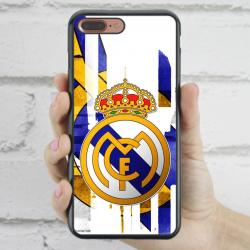 Funda Iphone 7 plus escudo real madrid