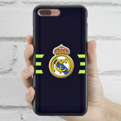 Funda Iphone 7 plus real madrid líneas