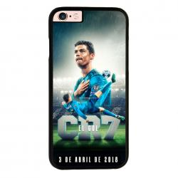 Funda Iphone 6 Plus 6s Plus cr7 chilena histórica