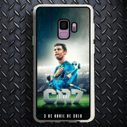 Funda Galaxy S9 cr7 chilena histórica