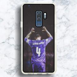 Funda Galaxy S9 Plus capitán ramos