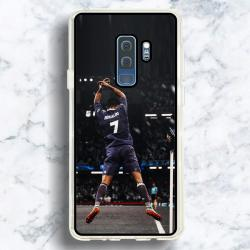 Funda Galaxy S9 Plus cr7 gol