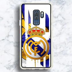 Funda Galaxy S9 Plus escudo real madrid