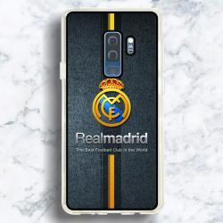 Funda Galaxy S9 Plus real madrid