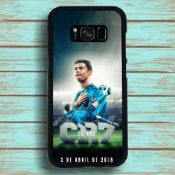 Funda Galaxy S8 cr7 chilena histórica