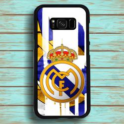 Funda Galaxy S8 escudo real madrid