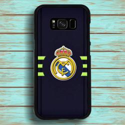 Funda Galaxy S8 real madrid líneas