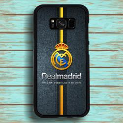 Funda Galaxy S8 real madrid