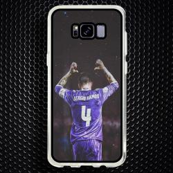 Funda Galaxy S8 Plus capitán ramos