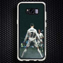 Funda Galaxy S8 Plus cr7 celebración