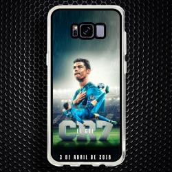 Funda Galaxy S8 Plus cr7 chilena