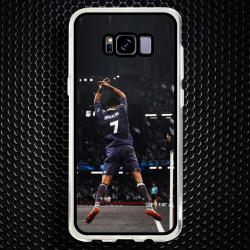 Funda Galaxy S8 Plus cr7 gol