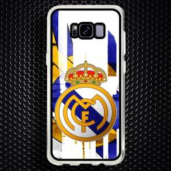 Funda Galaxy S8 Plus escudo real madrid