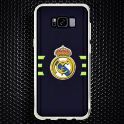Funda Galaxy S8 Plus real madrid líneas